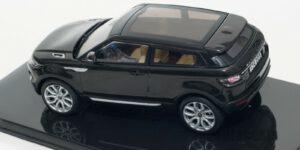 Range Rover Evoque (Zwart) (15cm) 1/43 Minichamps