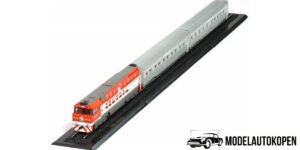 The Ghan Z Gauge (Trein) (35cm) 1/220 Atlas