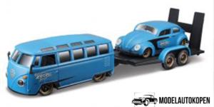 vw beetle + T1