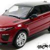 Range Rover Evoque (Rood met Zwart) (30cm) 1/18 Kyosho