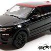 Range Rover Evoque (Zwart met Rood) (30cm) 1/18 Kyosho