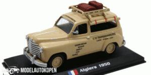 Renault Colorale Algiers 1950 Taxi (Creme) (15cm) 1/43 Atlas