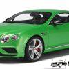 Bentley Continental GT V8S Coupé (Groen) (30cm) 1/18 GT Spirit