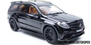 Brabus 850xk Resin Series (Mat Zwart) (30cm) 1/18 GT Spirit