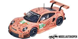 Porsche 911 GT3 RSR 'Limited Edition Series' (Roze) (30cm) 1/18 IXO Models