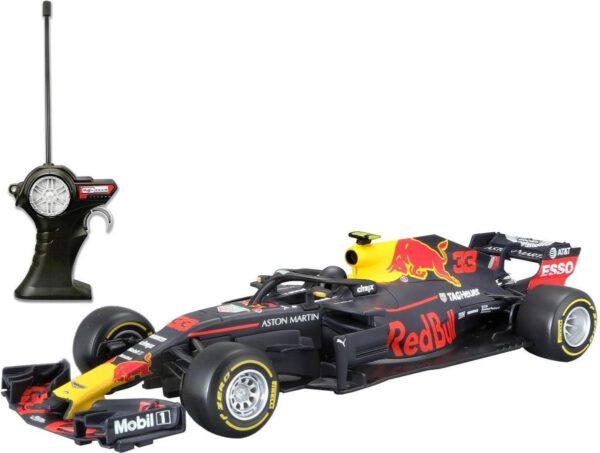 Red Bull Racing Max Verstappen RB14 2018 (Radiografisch Bestuurbaar) (20cm) 1/24 Maisto Tech