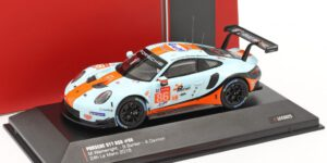 Porsche 911 GT3 RSR #86 GULF Limited Edition Series (13cm) 1/43 IXO Models