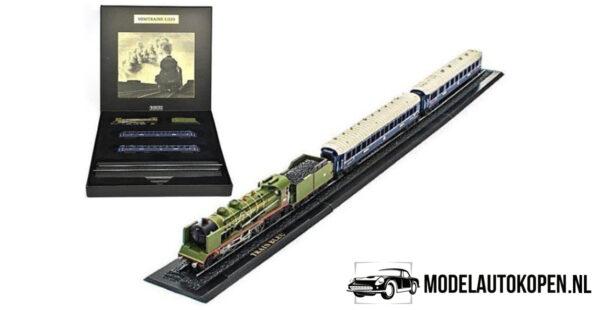 Train Bleu (Trein) (35cm) 1/220 Atlas