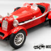 Alfa Romeo 8C 2300 Monza 1931 (Rood) (25cm) 1/18 Bburago