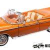 1959 Buick Electra 225 (Oranje) (30cm) 1/18 Road Signature Collection
