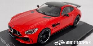 Mercedes-Benz AMG GT R Limited Edition (Rood) (10cm) 1/43 IXO Models