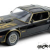 1977 Pontiac Firebird Smokey and The Bandit (Limited Edition) (Zwart/Goud) (30cm) 1/18 Artisan Collection