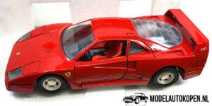 Ferrari F40 1987 (rood) (17cm) 1:25 Tonka Polistil (Opruiming)