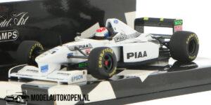 Tyrrell Ford 025 - Jos Verstappen (Wit) (12 cm) 1/43 Minichamps