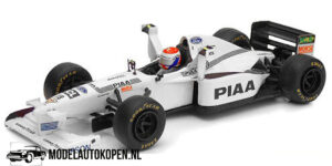 X306S Tyrell Ford 025 - Jos Verstappen (Wit) (12 cm) 1/43 ONYX