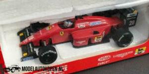 Ferrari F1 87 88C (Rood) (10 cm) 1/43 Onyx