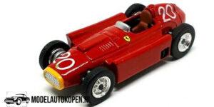 Brumm R127 Ferrari D50 #20 Monaco GP 1956 (Rood) (10 cm) 1/43 Brumm