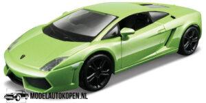Lamborghini Gallardo LP 560-4 (Groen) 1/32 Bburago