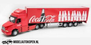 Volvo NH12 Fridge Coca-Cola Vrachtwagen (Rood) (40 cm) 1/50 Oxford