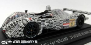 Dome S101 Racing for Holland 24 Heures Du Mans 2001 (Wit) (12 cm) 1/43 Ebbro