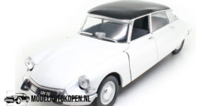 Citroen DS Berline 1963 (Wit) (30 cm) 1/18 Solido