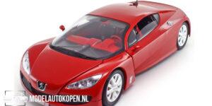 Peugeot RC Carreau Concept Car (Rood) (23cm) 1/18 Solido