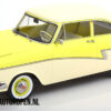 Ford Taunus 1957 – Limited Edition 1 of 750 pcs. (Creme/Geel) (30 cm) 1/18 KK Scale