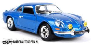Alpine Renault 1971 (Blauw) (20 cm) 1/24 Bburago