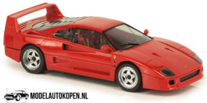 Ferrari F40 High Tech (Rood) (10 cm) 1/43 Herpa