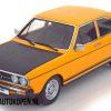 Audi 80 GT/E 1975 Limited Edition 1 of 1500 pcs. (Oranje) (30 cm) 1/18 KK Scale