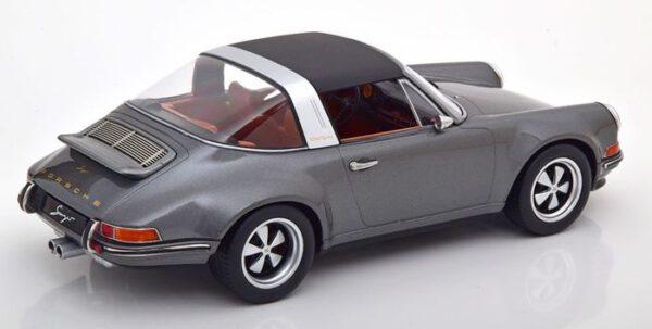 Porsche Singer 911 Targa Limited Edition - 1 of 1250 pcs. (Grijs) (30 cm) 1/18 KK Scale
