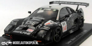 Lister Storm #14 FIA GT 2005 (Zwart) (10cm) 1/43 Spark