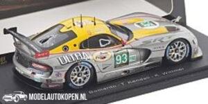 SRT Viper GTS-R SRT Motorsports #93 LM 2013 (Zilver) (10cm) 1/43 Spark