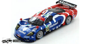 Saleen S7R Team Oreca #55 LM 2007 (Blauw/Rood) (10cm) 1/43 Spark
