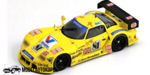 Marcos 600 LM #81 LM 1996 (Geel) (10cm) 1/43 Spark