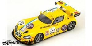 Gillet Vertigo #105 FIA GT 2005 (Geel) (10cm) 1/43 Spark