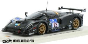 P4/5 Competizione 24h Nürburgring 2011 (Zwart) (10cm) (314/1000pcs) 1/43 Spark