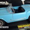 Lancia Aurelia B24 Spider 1955 (Turquoise) 1/18 Bburago