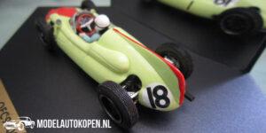 Cooper-Climax T51 Monaco GP 1960 Tony Brooks (Mint) (10 cm) 1/43 Quartzo