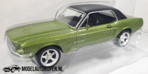 Ford Mustang (Groen) (10 cm) 1/43 Norev