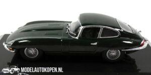 Jaguar E-Type 1961 (Groen) (10 cm) 1/43 Atlas