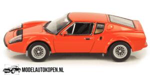 Ligier JS2 - 1972 (Oranje) (10 cm) 1/43 Atlas
