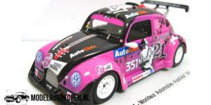 Volkswagen Fun Cup #351 Classic 21 Moniteur Automobile AutoGids 25h Fun Cup 2009 TDI biplace (Paars) (10cm) 1/43 Spark