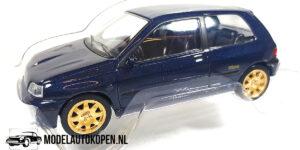 Renault Clio Williams (Zwart) (8 cm) 1/43 Norev