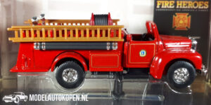 Brandweerwagen Fire Heroes (Rood) (9,5 cm) Corgi