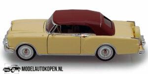 1953 Packard Caribbean (Creme/Bruin) (20 cm) 1/24 Welly