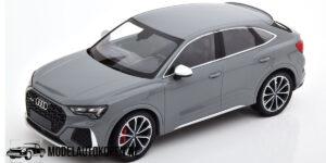 Audi RS Q3 Sportback 2019 - Limited Edition 1/240pcs (Nano Grey) (30 cm) 1/18 Minichamps