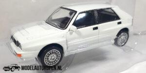 Lancia Delta HF EVO (Wit) (10 cm) 1/43 Norev