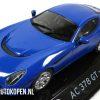 AC 378 GT 2012 (Blauw) (10 cm) 1/43 Atlas