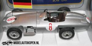 Mercedes RW 196 (Zilver) (22cm) 1:16 Polistil